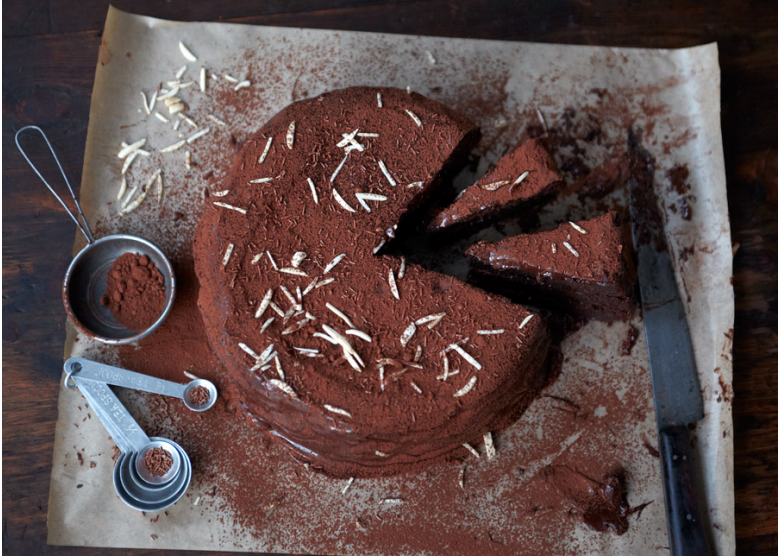 Caiger & Co, Chocolate Cake