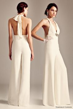 Say Yes To The Colourful Wedding Dress Wedding Jumpsuit