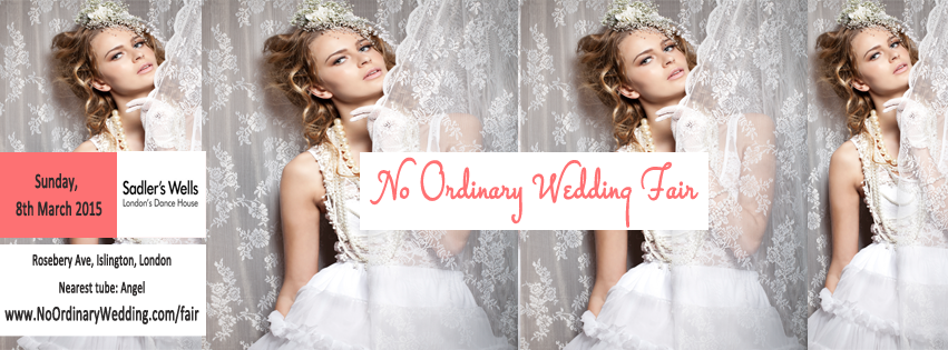 No Ordinary Wedding Fair
