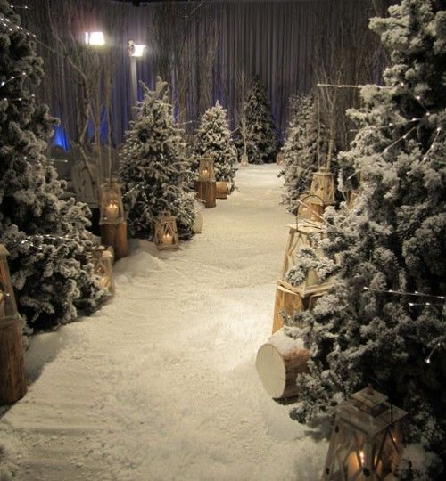 Winter wedding decoration ideas no ordinary wedding winter wedding ideas4bridalguide winter wedding ideas3wetv post junglespirit Images